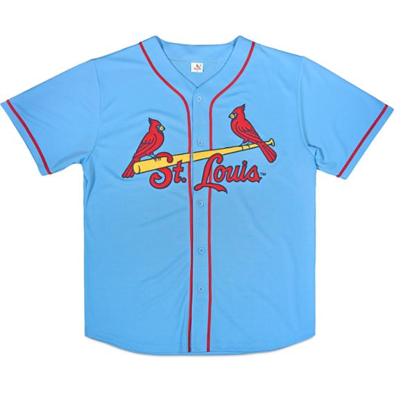 Cardinals Adult Road Alternate Embroidered Jersey