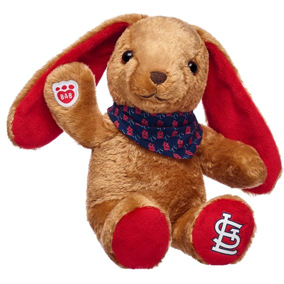 Cardinals Build-A-Bear Workshop Bunny