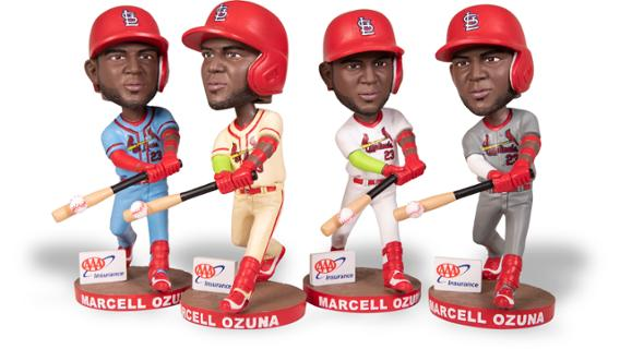 buy popular ae564 4a560 May 24, 2019 St Louis Cardinals - Marcell Ozuna Mystery ...