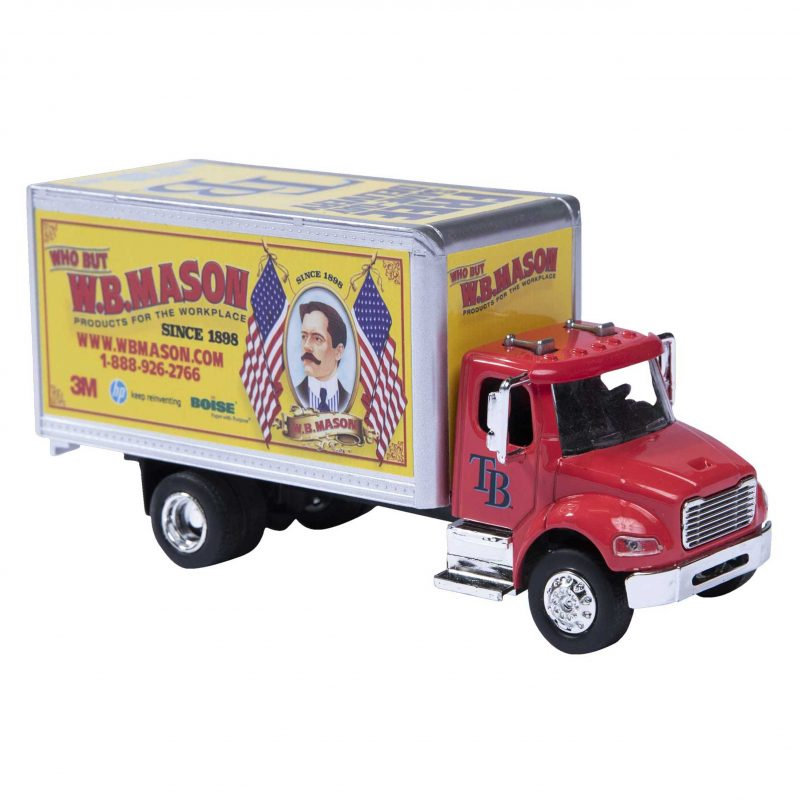 Tampa Bay Rays - Toy Truck