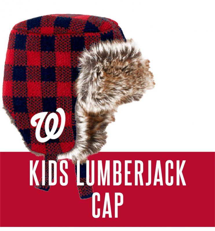 Kids Lumberjack Cap