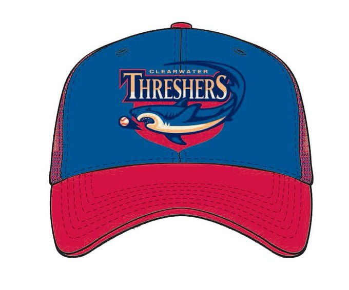 Clearwater Threshers Hat