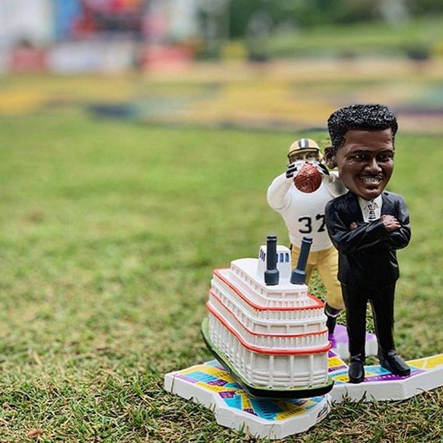 New Orleans Baby Fats Domino Bobblehead