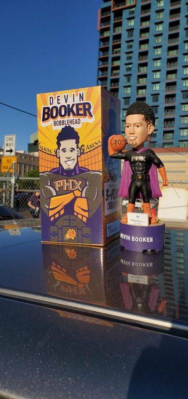 Phoenix Suns - Devin Booker Bobblehead