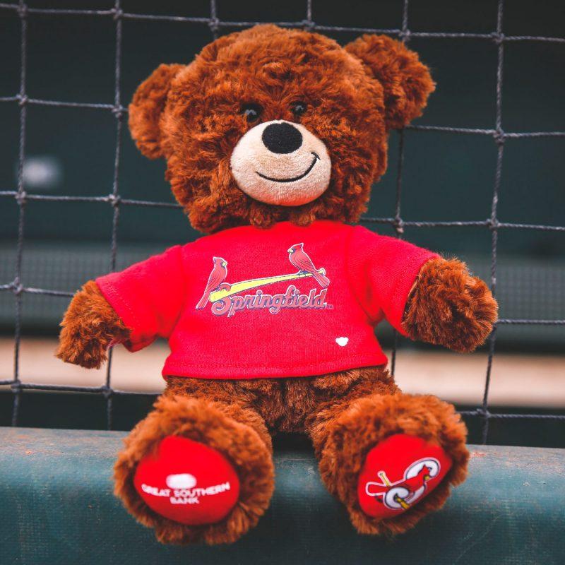 Springfield Cardinals Build-A-Bear