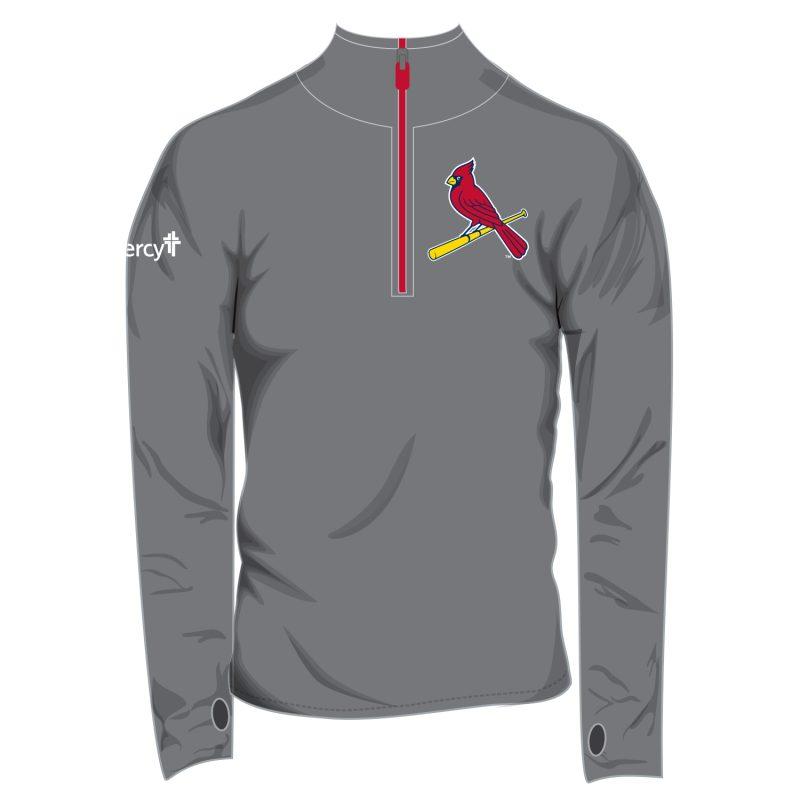 Springfield Cardinals Fleece Pullover