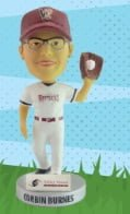 Wisconsin Timber Rattlers Corbin Burnes Bobblehead