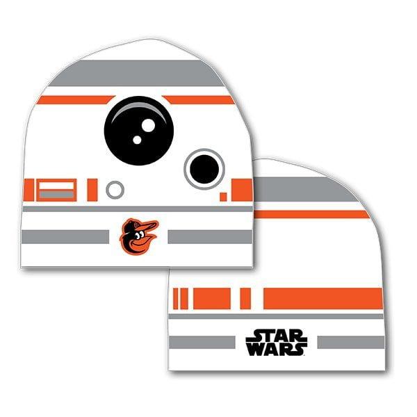 Orioles - BB-8 Beanie