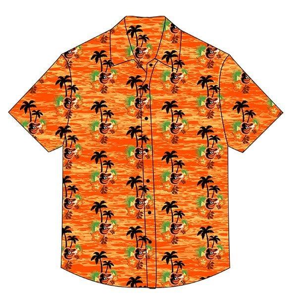 Orioles - Birdland Hawaiian Shirt