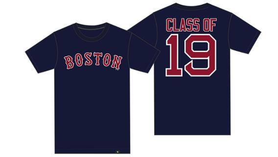 Red Sox Class of 2019 shirt