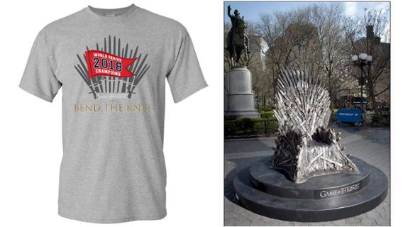 Game of Thrones Night Shirt