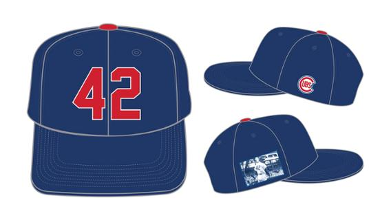Cubs - Jackie Robinson Cap