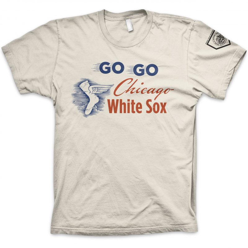 White Sox Free T-shirt Thursday