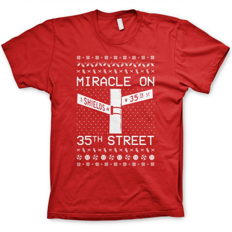 Chicago White Sox Free T-shirt Thursday