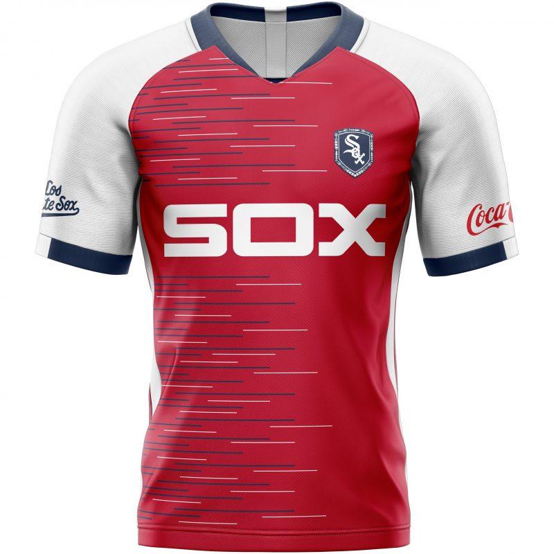 cacd6b6e239 Los White Sox Soccer Jersey