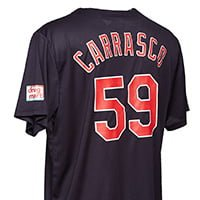 Indians - Carlos Carrasco Jersey