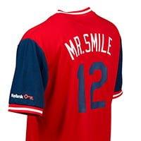 """Indians - Francisco Lindor """"Mr. Smile"""" Jersey"""