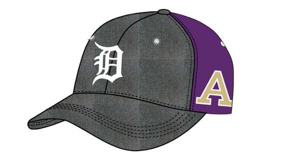 Tigers - Albion College Cap