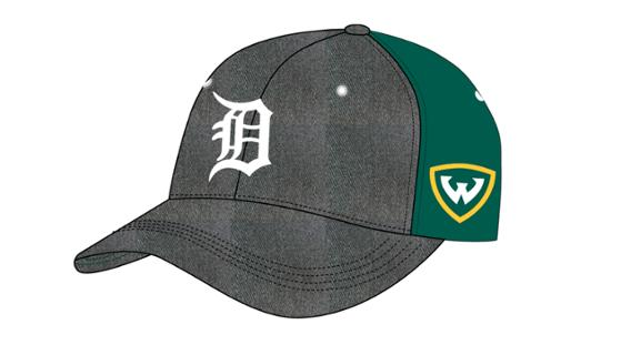 Tigers - Detroit University Hat