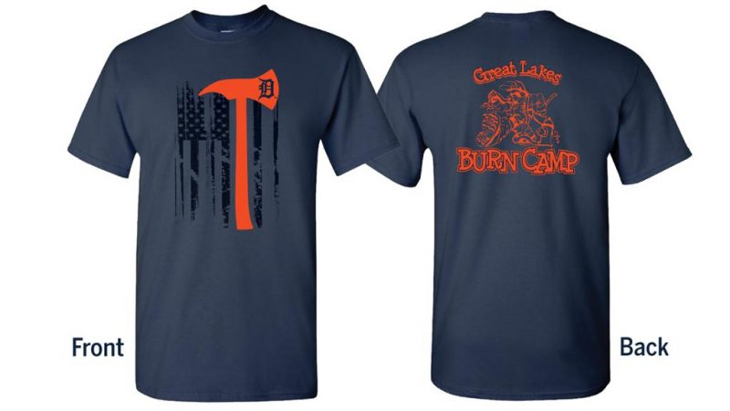 Tigers - Firefighters T-shirt