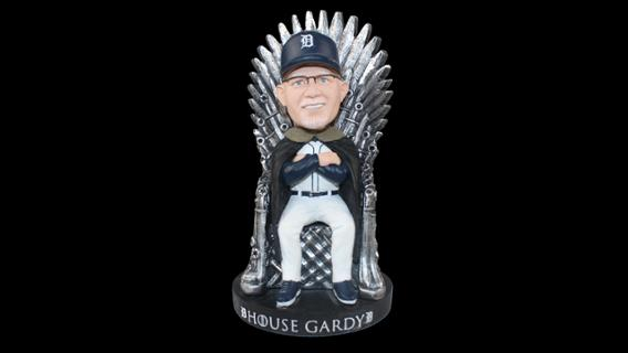 Tigers - House Gardy Bobblehead