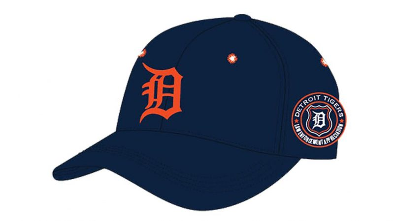 Detroit Tigers - Law Enforcement hat
