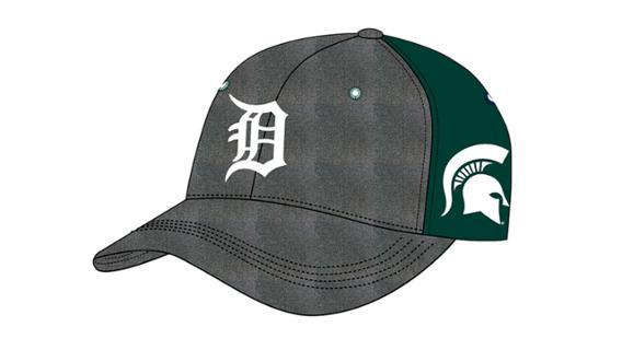Tigers - Michigan State University hat