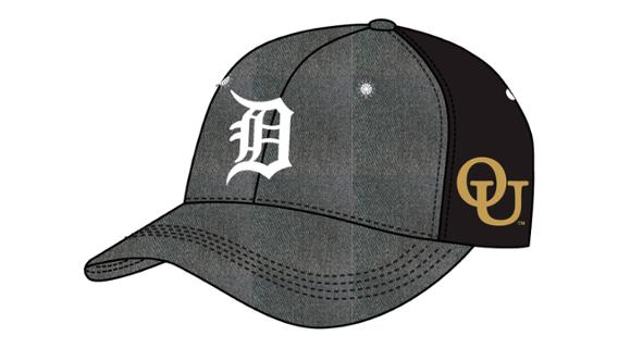 Tigers - Oakland University hat