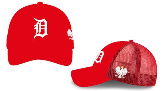Tigers - Polish American Hat