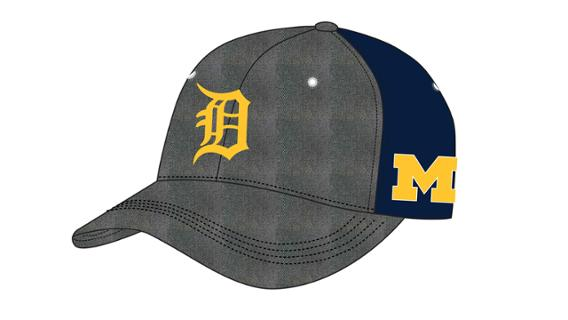 Tigers - University of Michigan Hat