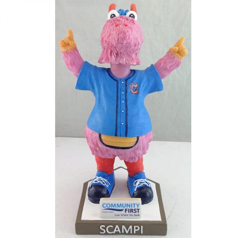 Scampi Bobblhead