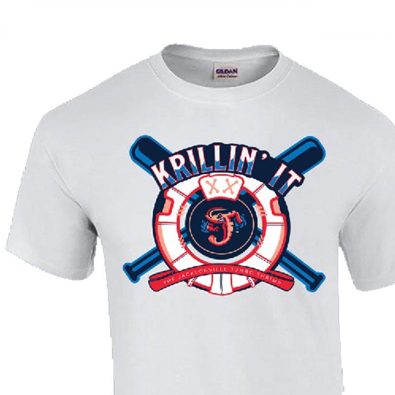 Jacksonville Jumbo Shrimp Shirt