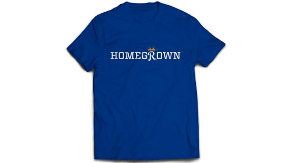 Royals - Homegrown Shirt