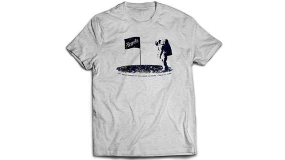 Moon Landing Anniversary Shirt