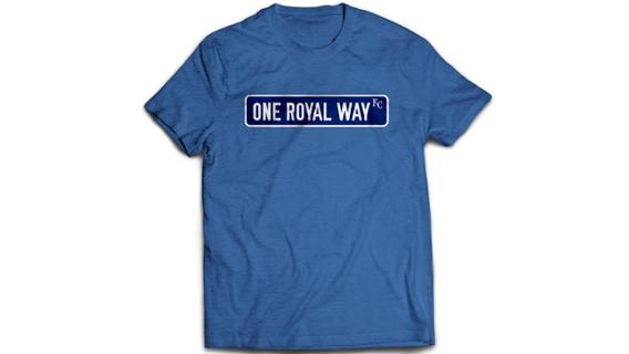 Royals - One Royal Way Shirt