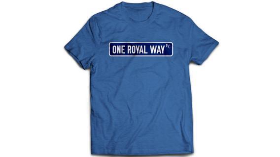 Royals - One Royal Way Shirt