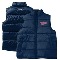 Twins - Puffer Vest