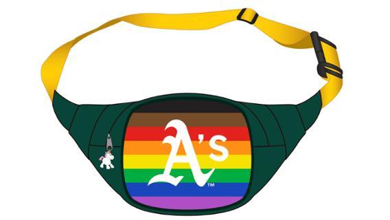 Athletics - Pride Night Fanny Pack