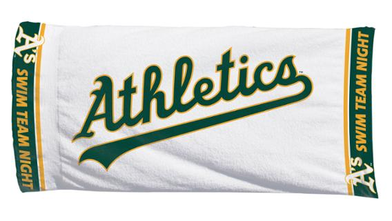 Athletics - Swim Team Night Towel