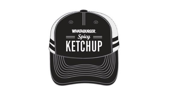 Rangers - Whataburger Cap