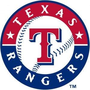 Texas Rangers Team Logo