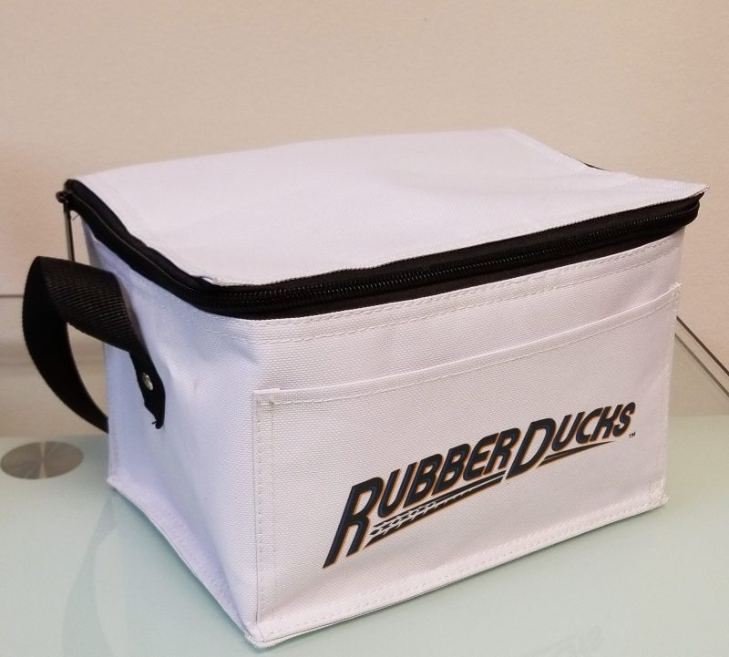 Akron Rubber Ducks 6-Pack Cooler