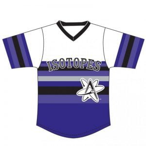 Albuquerque Isotopes Adult Jerseys