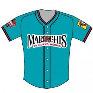 Albuquerque Isotopes Adult Jerseys 7-19-2019