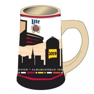 Albuquerque Isotopes Beer Steins