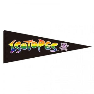 Albuquerque Isotopes Pennants