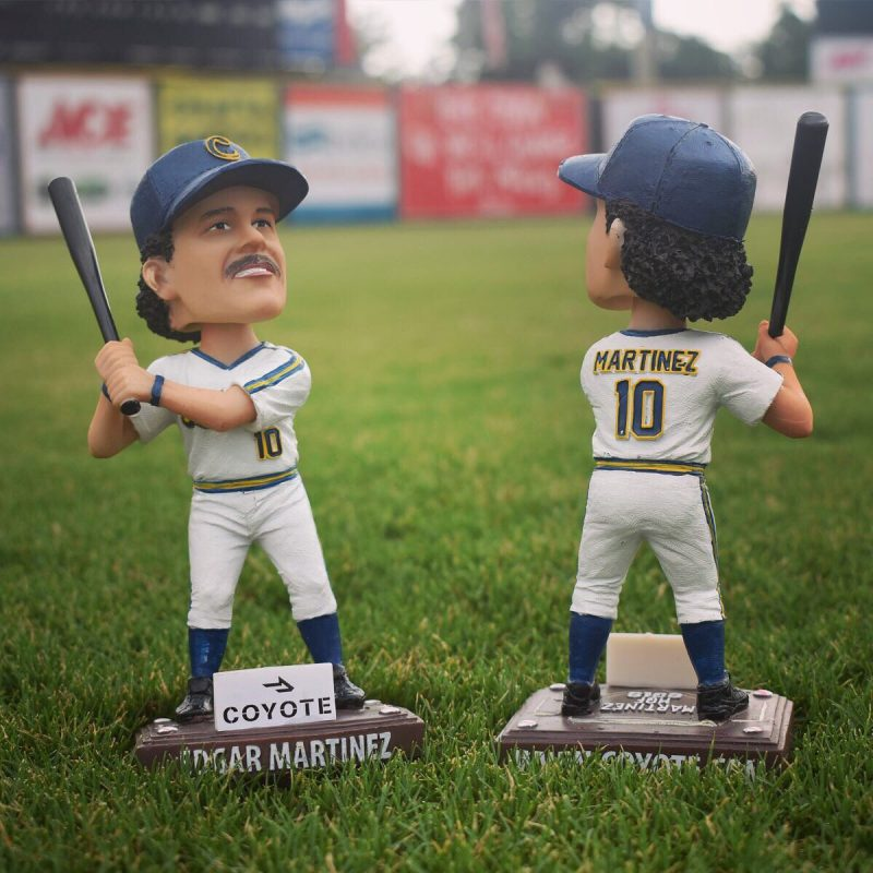 Chattanooga Lookouts Edgar Martinez Hall of Fame Bobblehead
