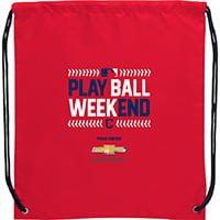 Cleveland Indians Drawstring Backpack