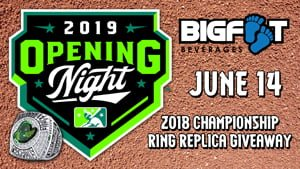 Eugene Emeralds 2018 Championship Ring Replica