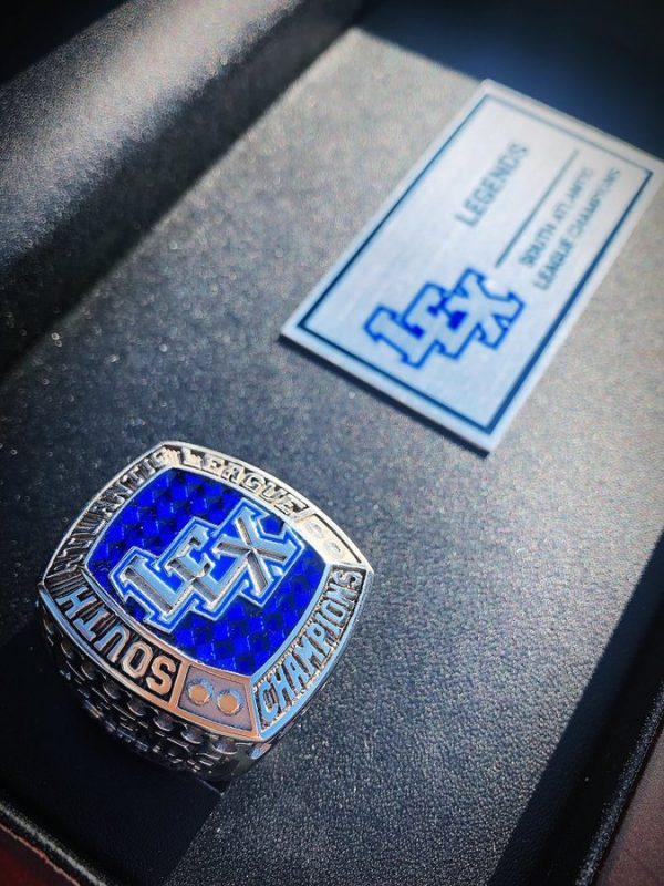 Lexington Legends Replica Champ Ring